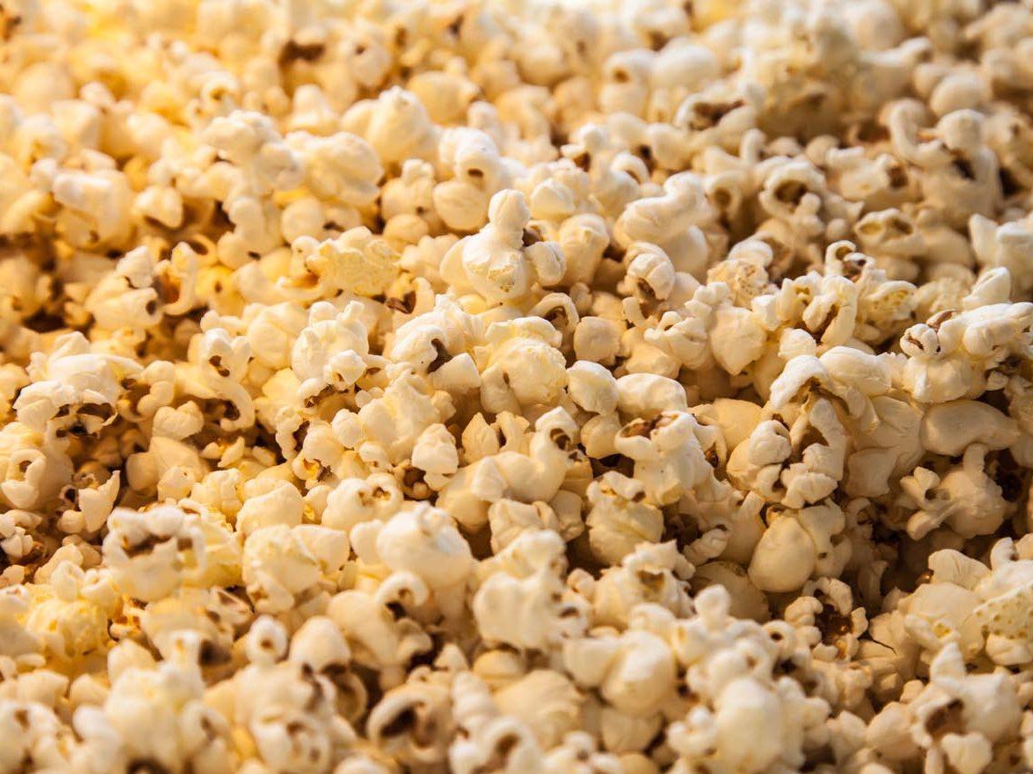 pop corn gourmet