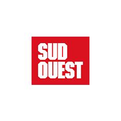 Sud Ouest Logo retombée presse